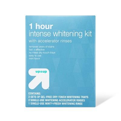 1 Hour Intense Teeth Whitening Kit Up Up Target Inventory