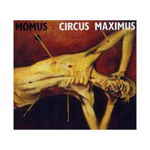 Momus - Circus Maximus (CD) - image 1 of 1