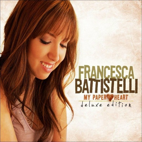 Francesca Battistelli - My Paper Heart (Deluxe Edition) (CD) - image 1 of 4