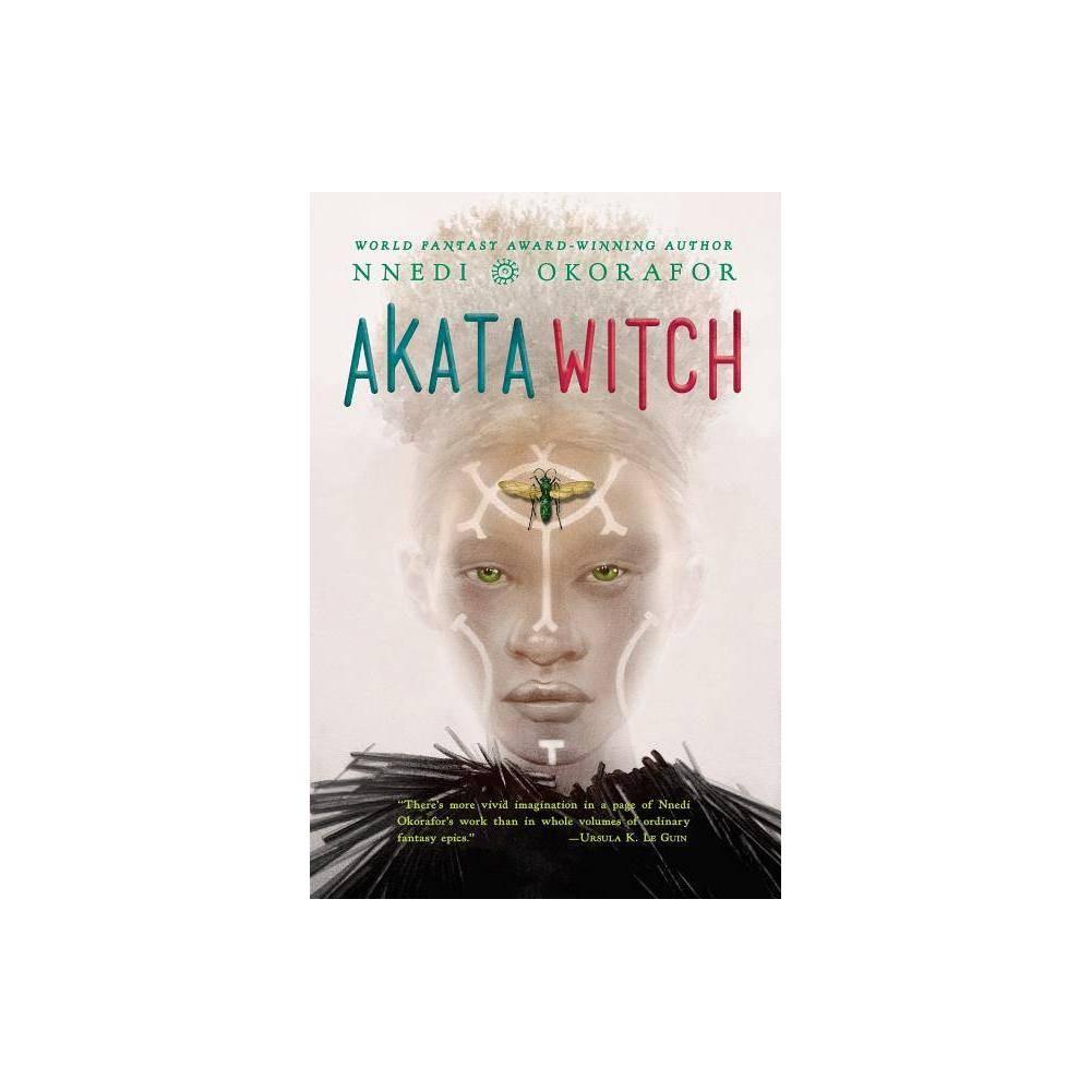 Akata Witch By Nnedi Okorafor Paperback