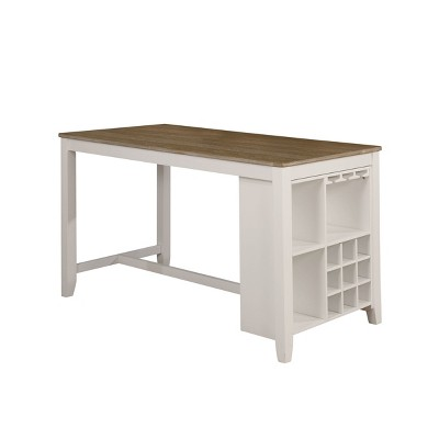 Tremond Dining Tables White/Oak - HOMES: Inside + Out