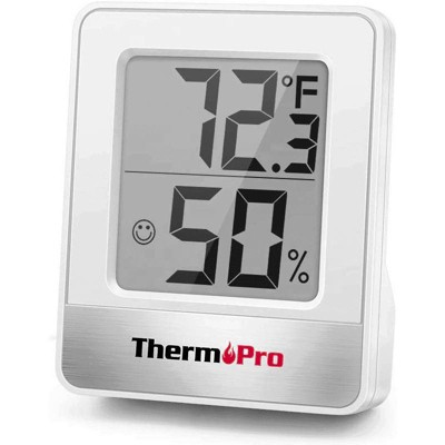 ThermoPro TP49 Digital Indoor Hygrometer Thermometer Humidity Monitor
