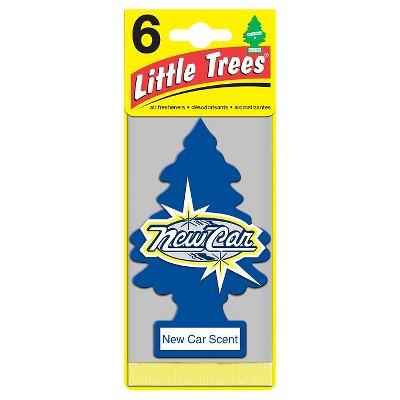 Little Trees® New Car Scent Air Freshener 3pk