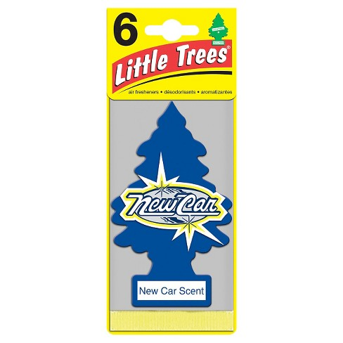 Little Trees 6pk New Car Scent Air Freshener - image 1 of 1
