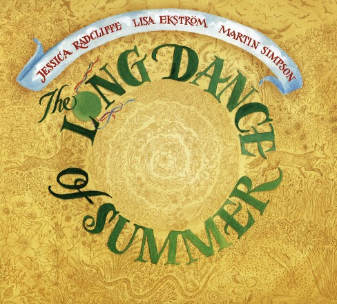 Jessica radcliffe - Long dance of summer (CD) - image 1 of 1