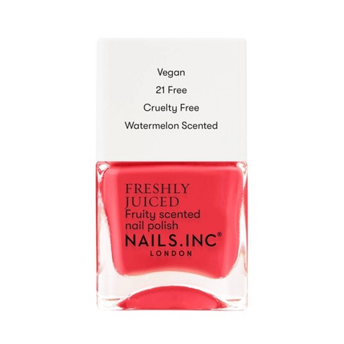 Nails.INC Freshly Juiced Fruit Scented Nail Polish - 4.6 fl oz - image 1 of 4