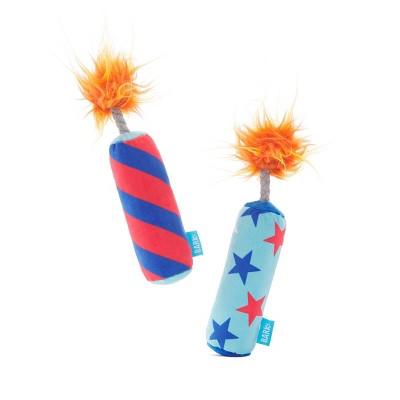 BARK Fireworks Dog Toy - Pup-Pup Fireworks