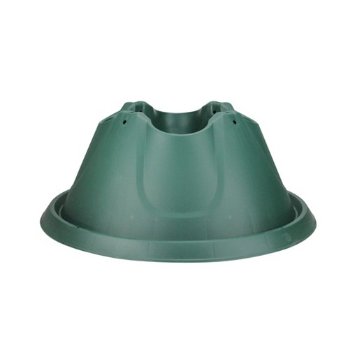 Heavy Duty Christmas Tree Stand.Northlight Heavy Duty Green Easy Watering Christmas Tree Stand For Live Trees Up To 8