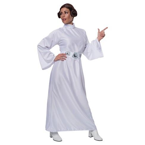 Star Wars Princess Leia Women S Costume Small Target