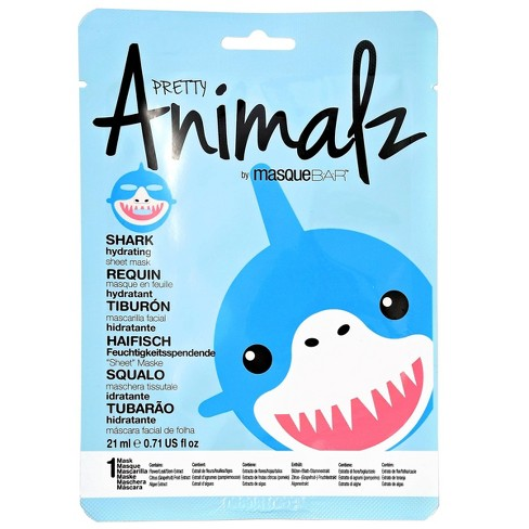 Masque Bar Animalz Sheet Mask - 0.71 fl oz - image 1 of 3