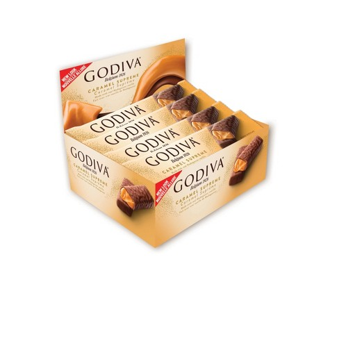 Godiva Caramel Supreme Milk Chocolate Candy Bar - 1.5oz - image 1 of 3