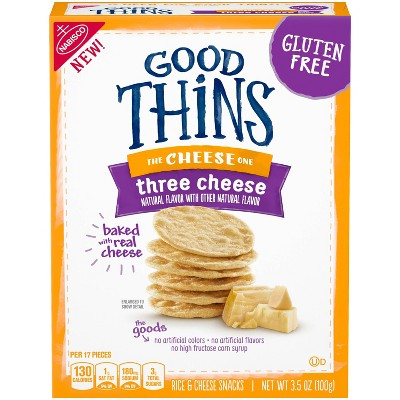 Good Thins Cheese