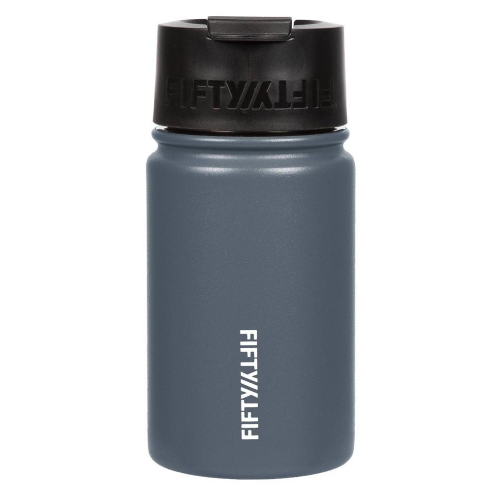 Image of FIFTY/FIFTY 12oz Bottle Flip Cap Slate Gray
