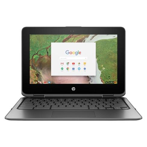 HP X360 Convertible Touchscreen Chromebook 11-AE027NR 11 6