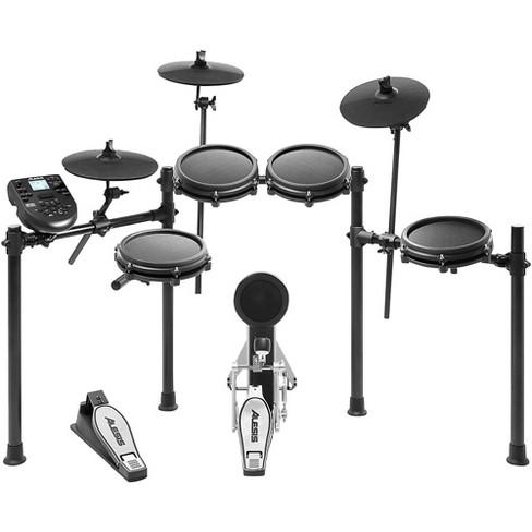 Alesis Nitro Mesh 8-Piece Electronic Drum Set - image 1 of 4