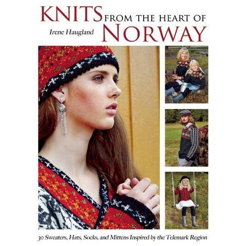 Knits from the Heart of Norway - by  Irene Haugland (Hardcover) - image 1 of 1