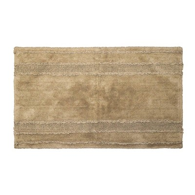 Ruffle Border Collection 100% Cotton Bath Rug - Better Trends