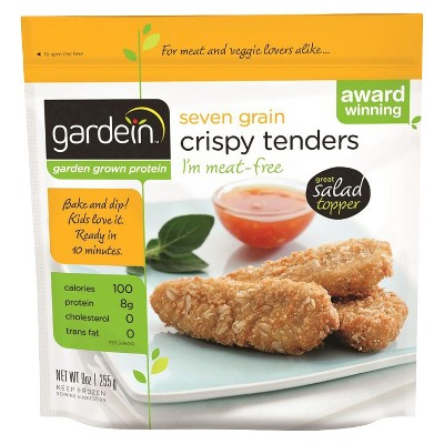 Gardein Vegan Frozen Seven Grain Crispy Tenders - 9oz