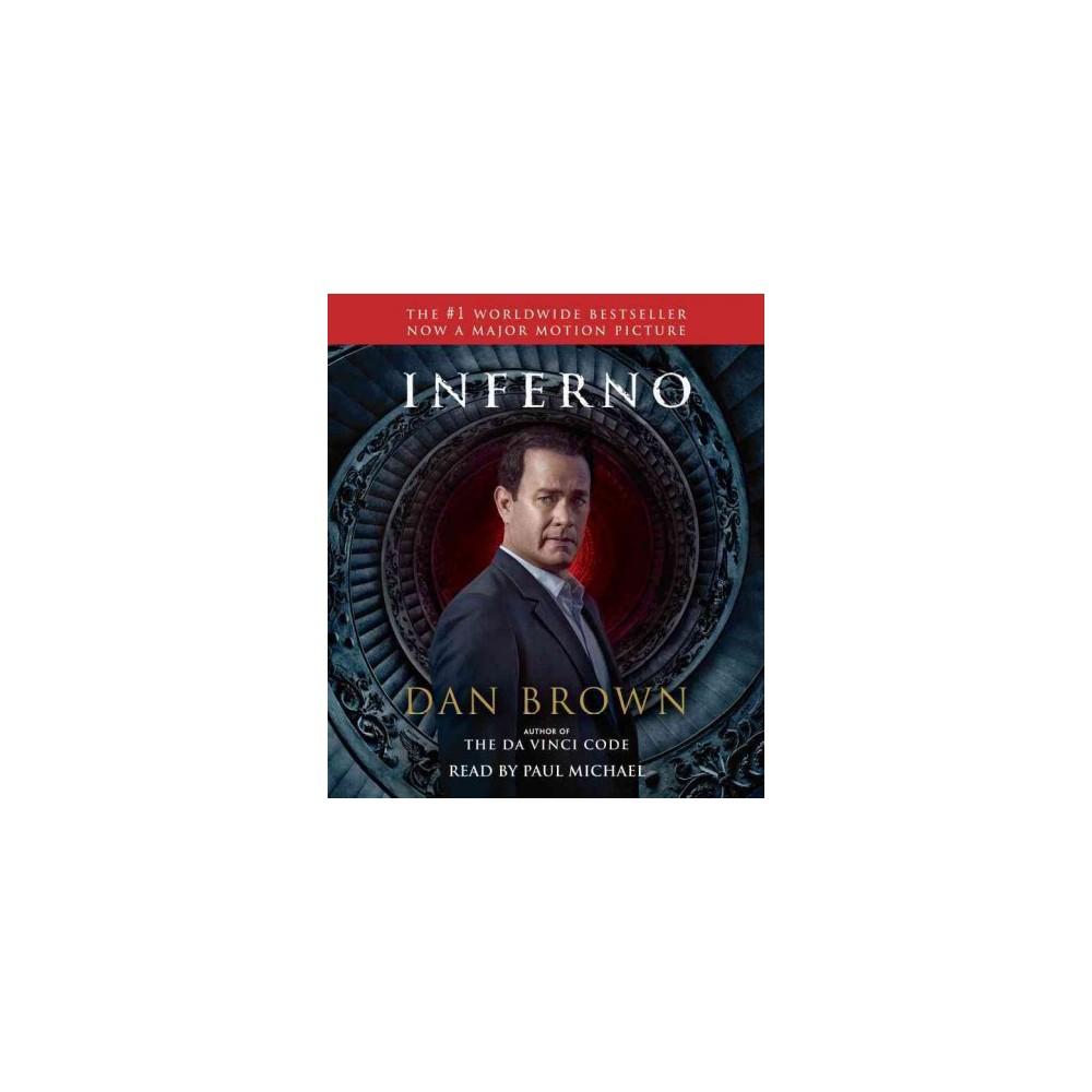 Inferno (CD/Spoken Word) (Dan Brown)
