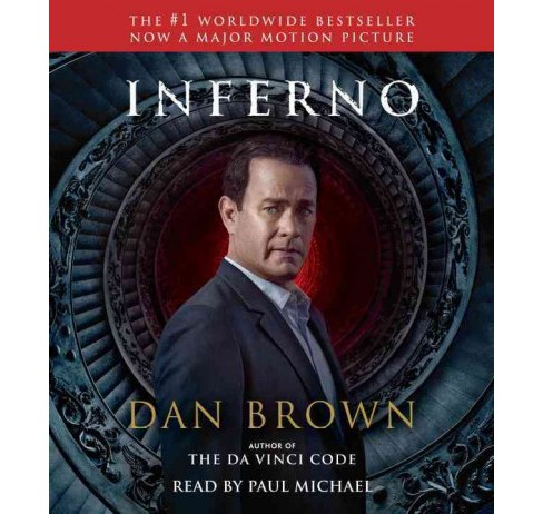 Inferno (CD/Spoken Word) (Dan Brown) - image 1 of 1