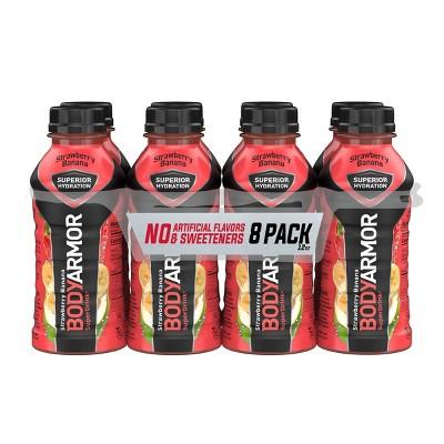 BODYARMOR Strawberry Banana Sports Drink - 8pk/12 fl oz Bottles