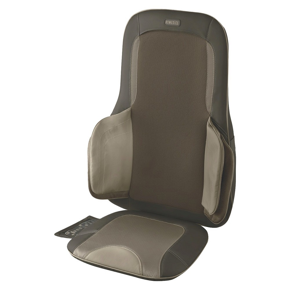 Image of HoMedics Air Compression + Shiatsu Massage Cushion