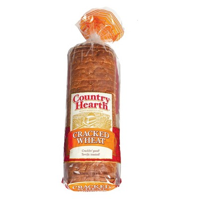 Country Hearth Cracked Wheat Bread - 24oz