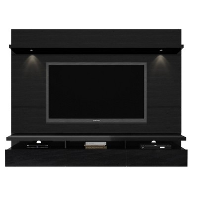 Cabrini 2.2 Floating Wall Theater Entertainment Center - Manhattan Comfort