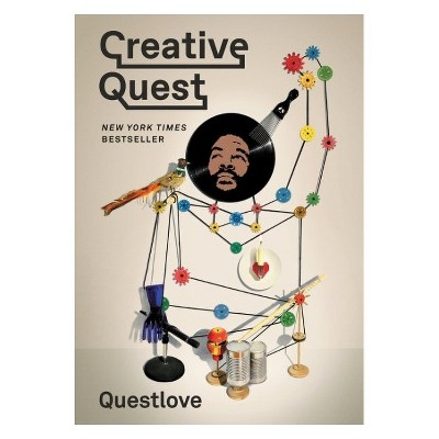 Creative Quest by Questlove (Hardcover)