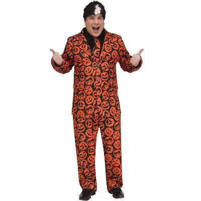 Saturday Night Live SNL David S. Pumpkins Plus Size Costume