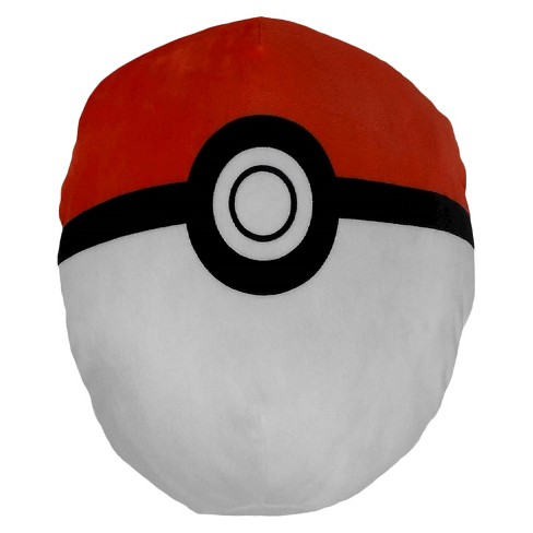 "Pokemon® Travel Cloud Red & Black Throw Pillow (11"") - image 1 of 3"