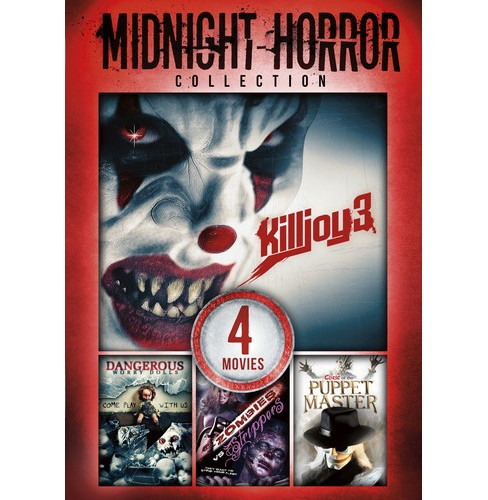 Midnight Horror Collection:Vol 2 (DVD) - image 1 of 1