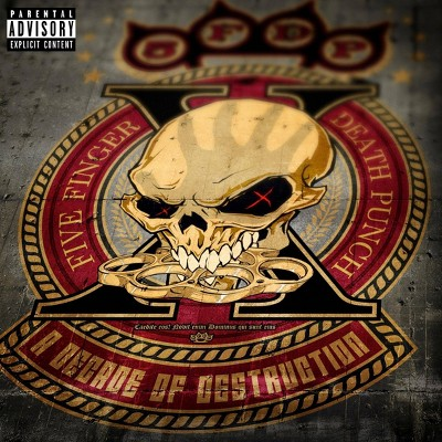Five Finger Death Punch - A Decade Of Destruction (CD)