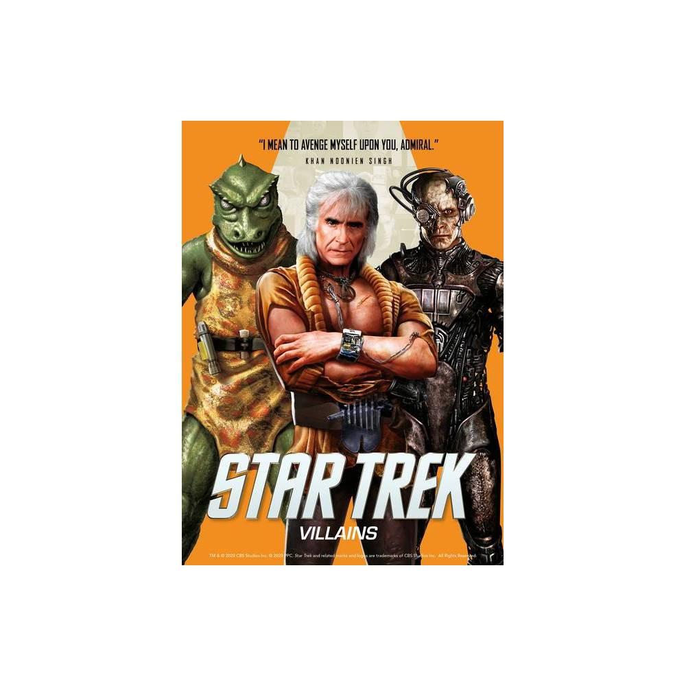 Star Trek Villains By Titan Comics Paperback