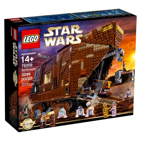 LEGO® Star Wars™ Sandcrawler™ 75059 - image 1 of 9