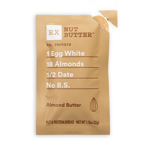 RX Nut Butter Almond Butter Spread - 1.13oz - image 1 of 1
