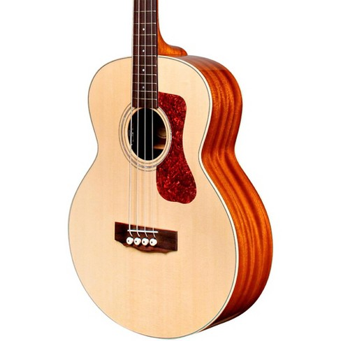 Guild Westerly Collection B-140E Acoustic-Electric Bass Guitar Natural - image 1 of 4