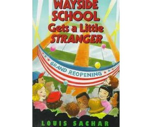 Wayside School Gets a Little Stranger (School And Library) (Louis Sachar) - image 1 of 1