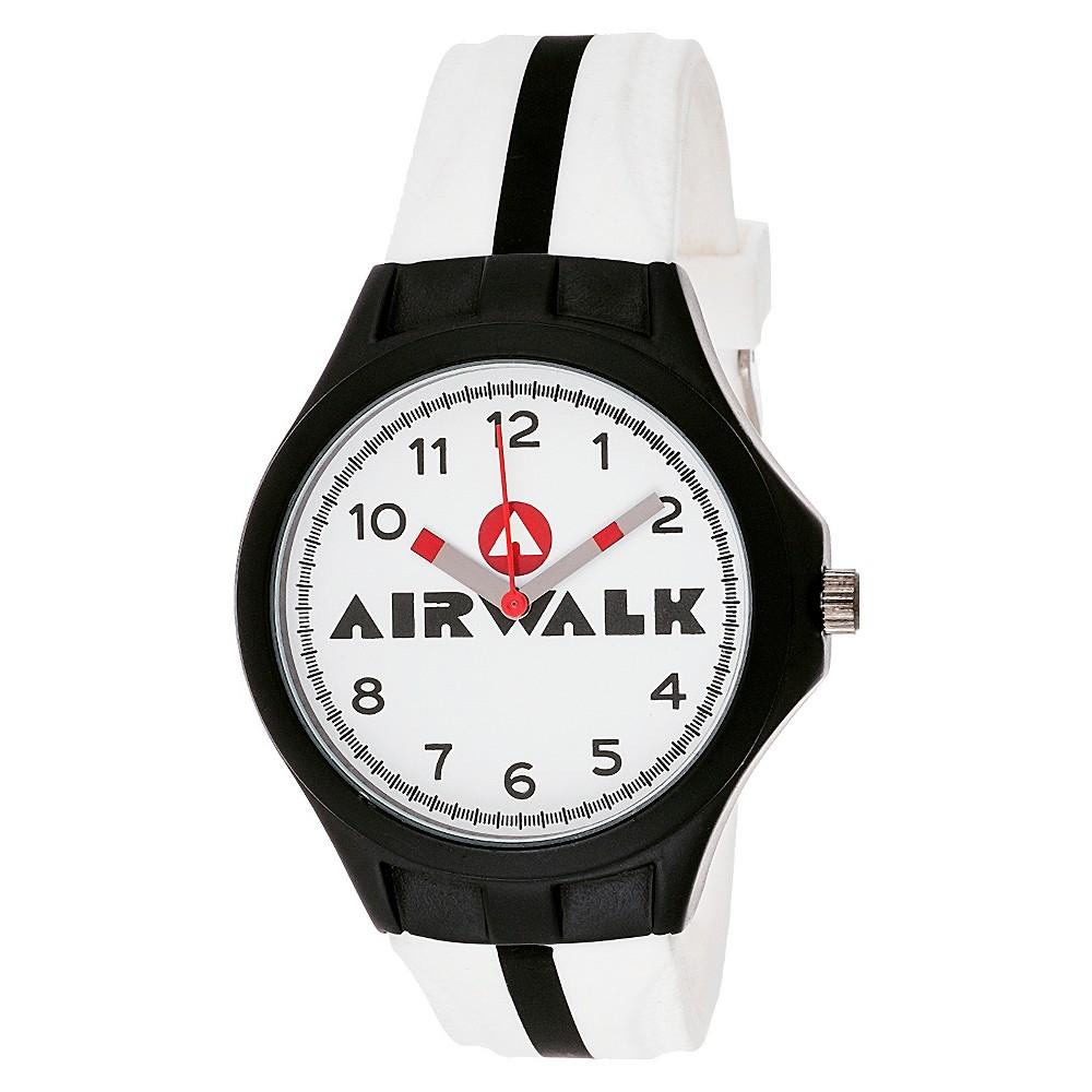 Image of Airwalk Analog Watch - White, Men's