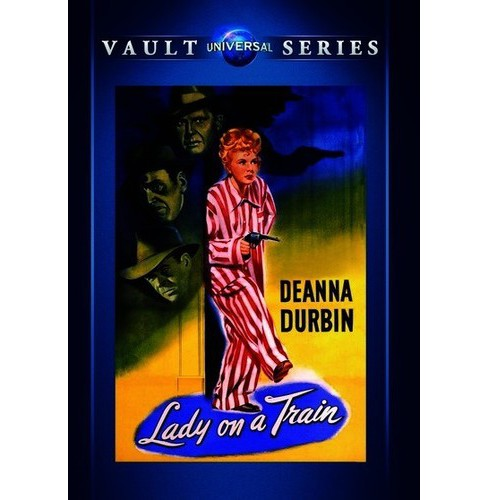 Lady On A Train (DVD) - image 1 of 1