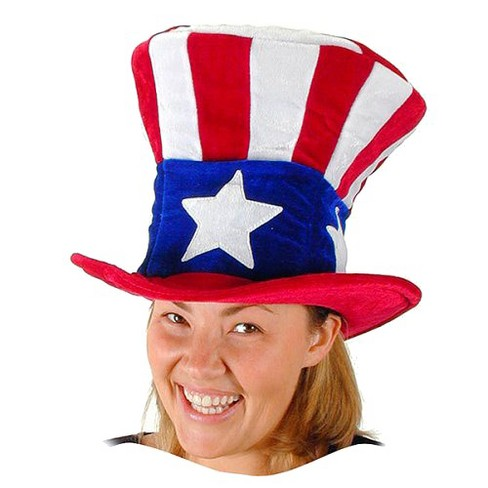 Men's Uncle Sam Hat - image 1 of 1