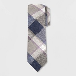 Men's Plaid Tie - Goodfellow & Co™