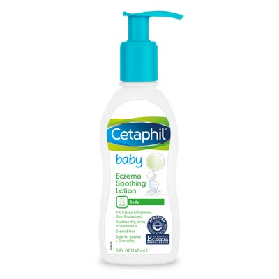 Cetaphil Baby Eczema Soothing Lotion - 5oz