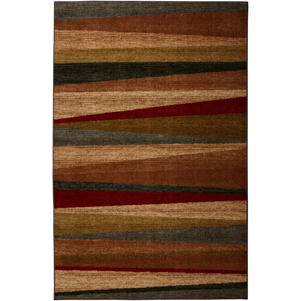 Image of 8'x10' Mayan Sunset Area Rug - Mohawk