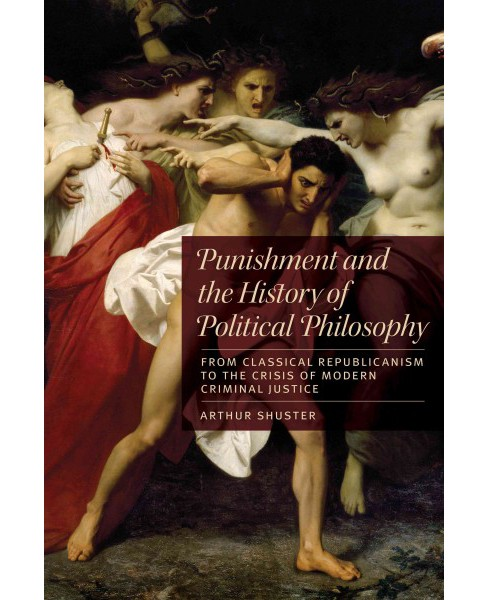 Punishment and the History of Political Philosophy : From Classical Republicanism to the Crisis of - image 1 of 1