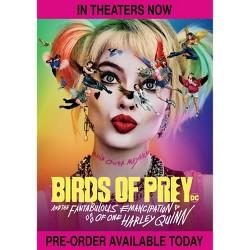 Birds of Prey (Target Exclusive) (Blu-Ray + DVD + Digital)