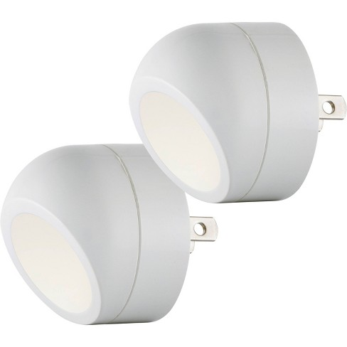 Energizer Rotating Guide LED Night Light - 2pk - image 1 of 4