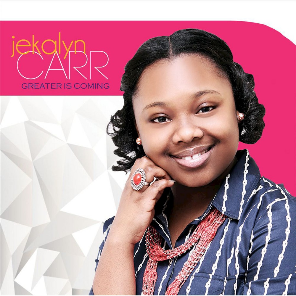 Jekalyn Carr - Greater Is Coming (CD)