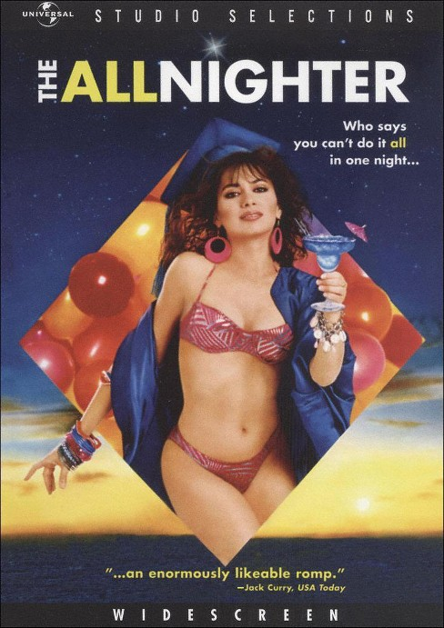 Allnighter (DVD) - image 1 of 1