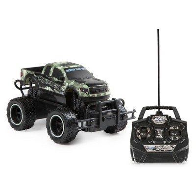 Digital Camo Ford F-150 SVT Raptor Remote Control RC Truck - 1:24 Scale